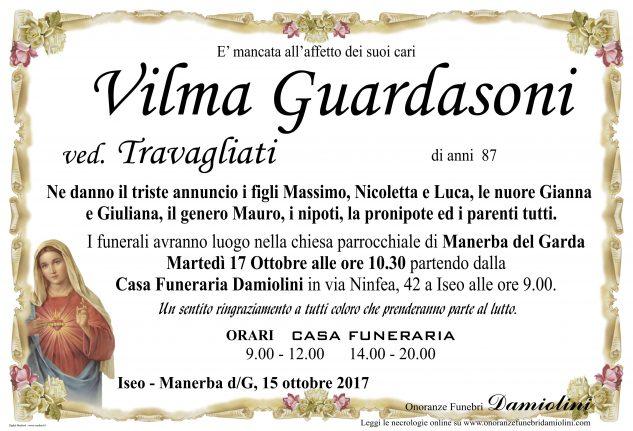Sig.ra Vilma Guardasoni
