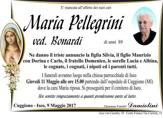 Sig.ra Maria Pellegrini