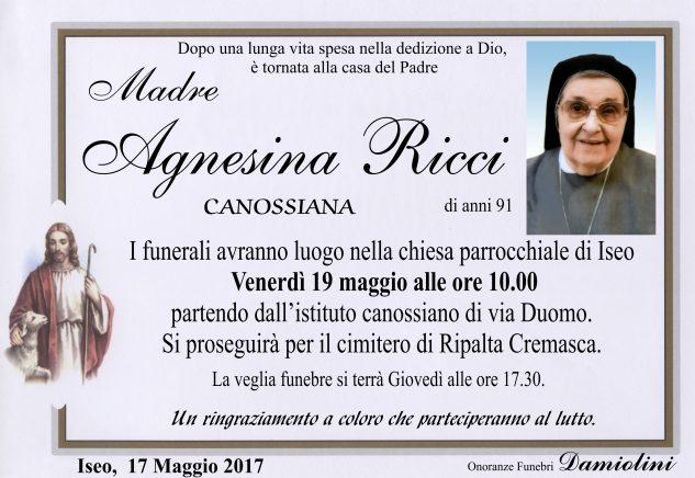 Madre Agnesina Ricci